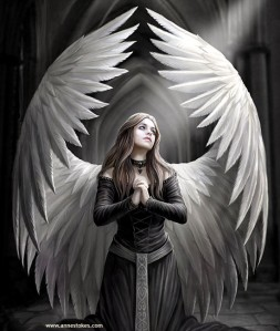 Prayer for the Angel